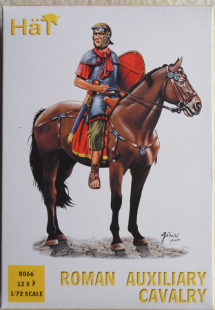 HaT 1/72 HAT8066 Roman Auxiliaries Cavalry (Ancients)